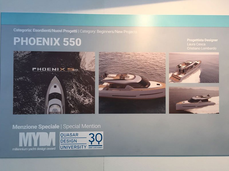 Millennium Yacht Design Award