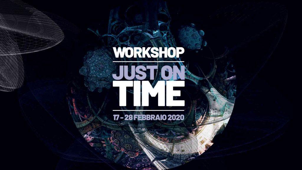 workshop justo on time - quasarinstitute