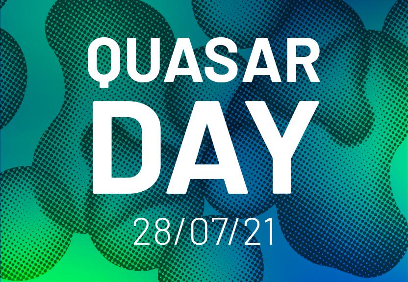 Quasar Day